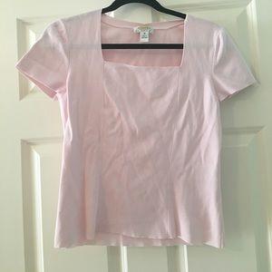 Talbots Medium Pink T